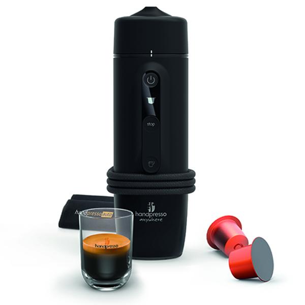 מכונת קפה לרכב